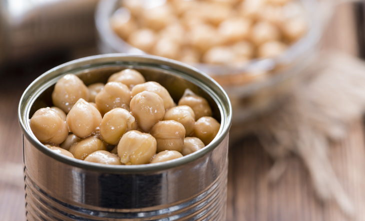 Best and Worst Foods to Buy Canned canned chickpeas