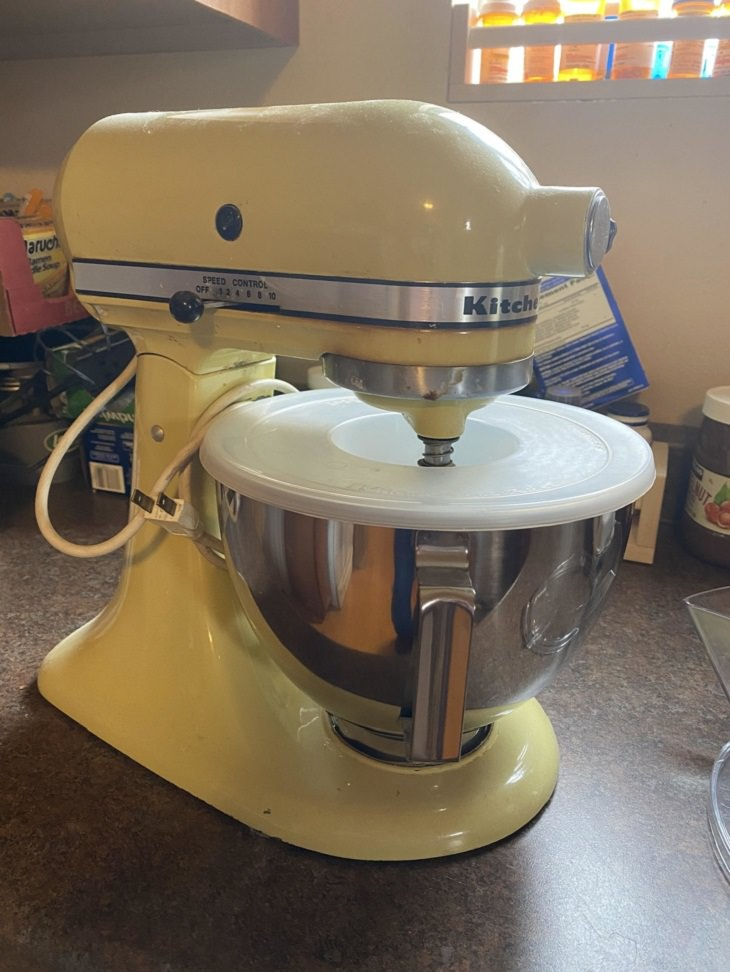 Vintage Things , Kitchen Aid mixer