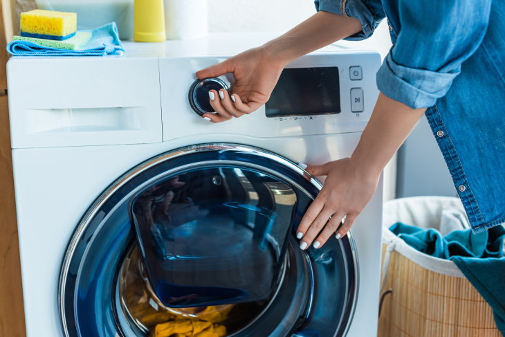 Face Mask Cleaning Mistakes washing machine