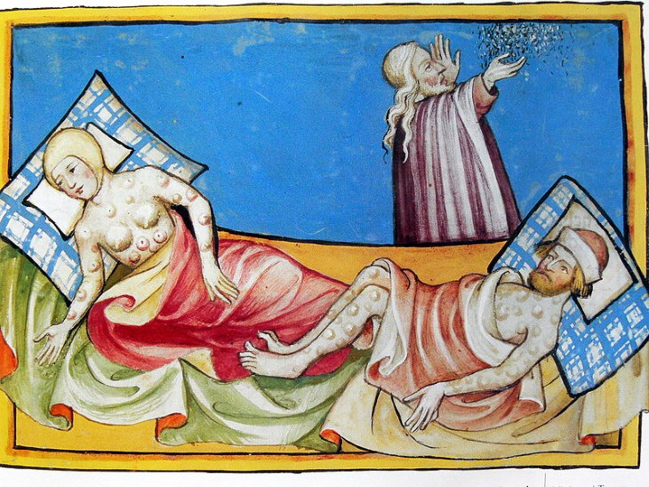 How 6 Pandemics Stopped The Black Death (1347-1351)