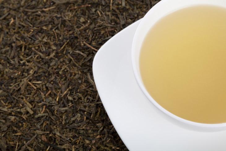 Blackhead Removal green tea