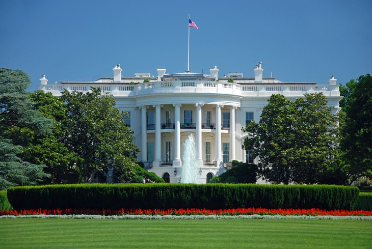 8 Secret Rooms in the World's Most Famous Landmark the white house