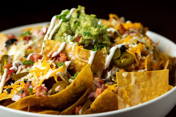 Surprisingly Harmful Takeout Foods Nachos