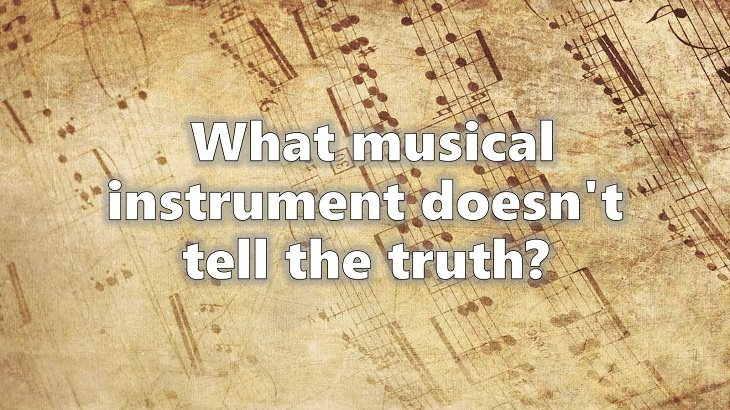 Fun, Easy, Clever Riddles About and Inspired by Music