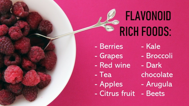 Berries and Apples to Prevent Dementia flavonoid rich foods