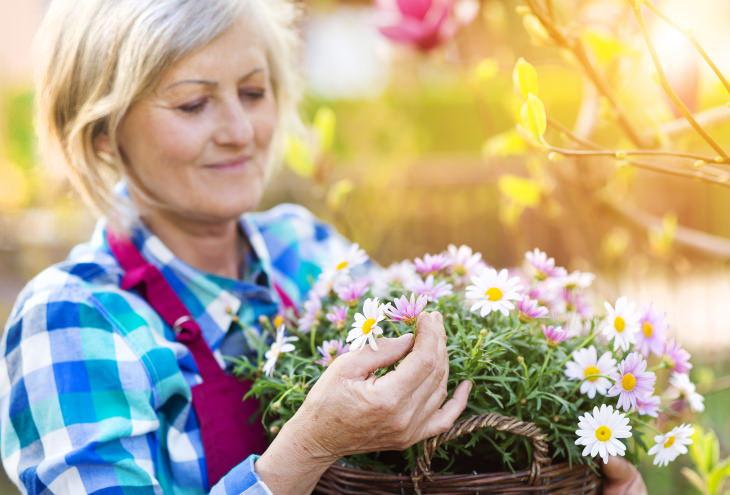 Old-Fashioned Hobbies gardening