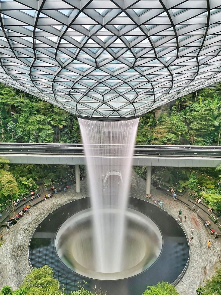 Agora Architecture Contest Water