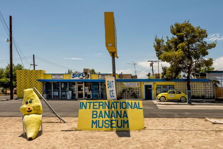 10 Strangest Museums Around the World banana museum