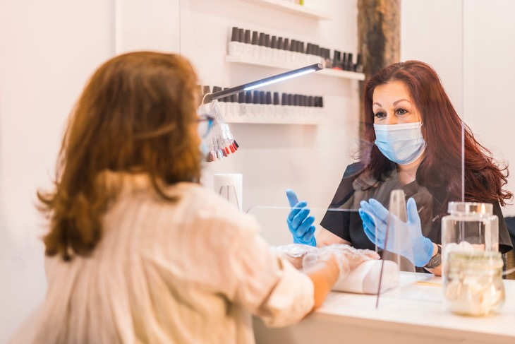 Hair Salon Do's and Dont's Amid Coronavirus