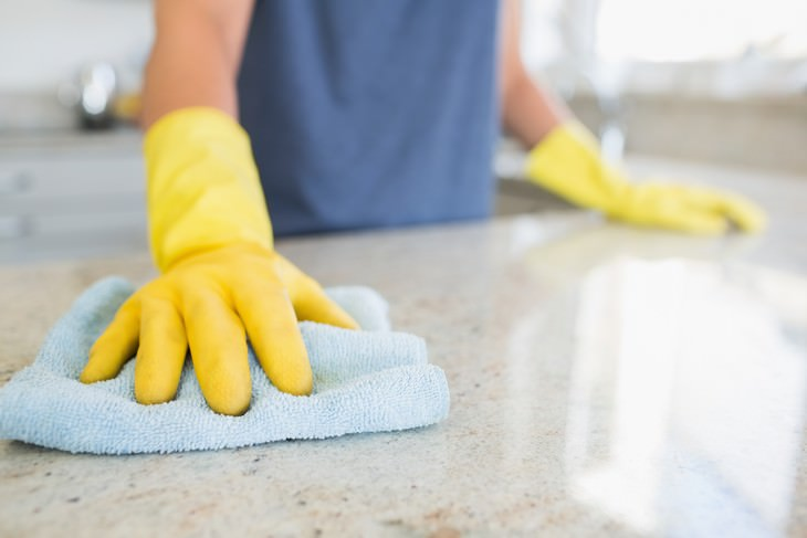 How Often To Clean and Replace Cleaning Supplies gloves