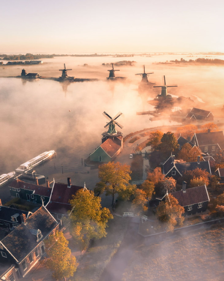 Agora 2020 Aerial Photos