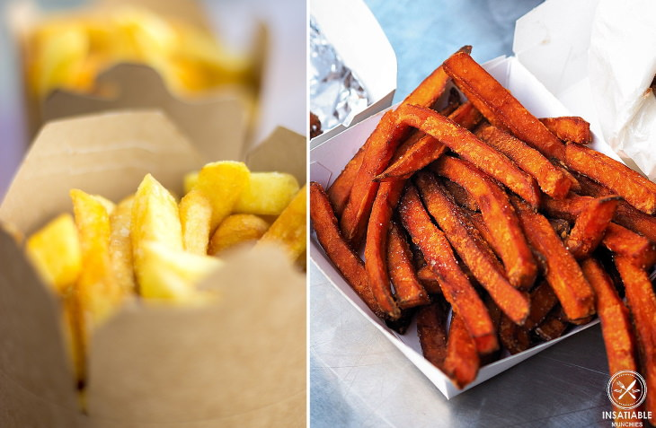 Sweet vs Regular Potato