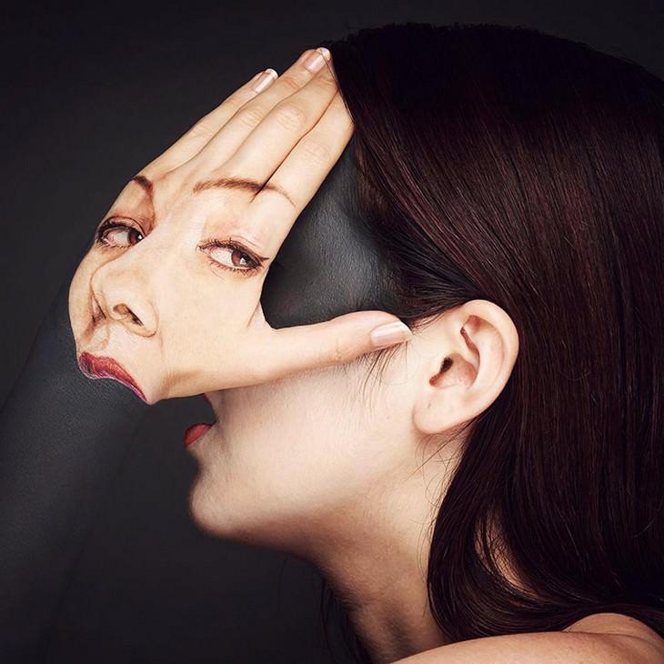 Удивительные образы для макияжа со спецэффектами
