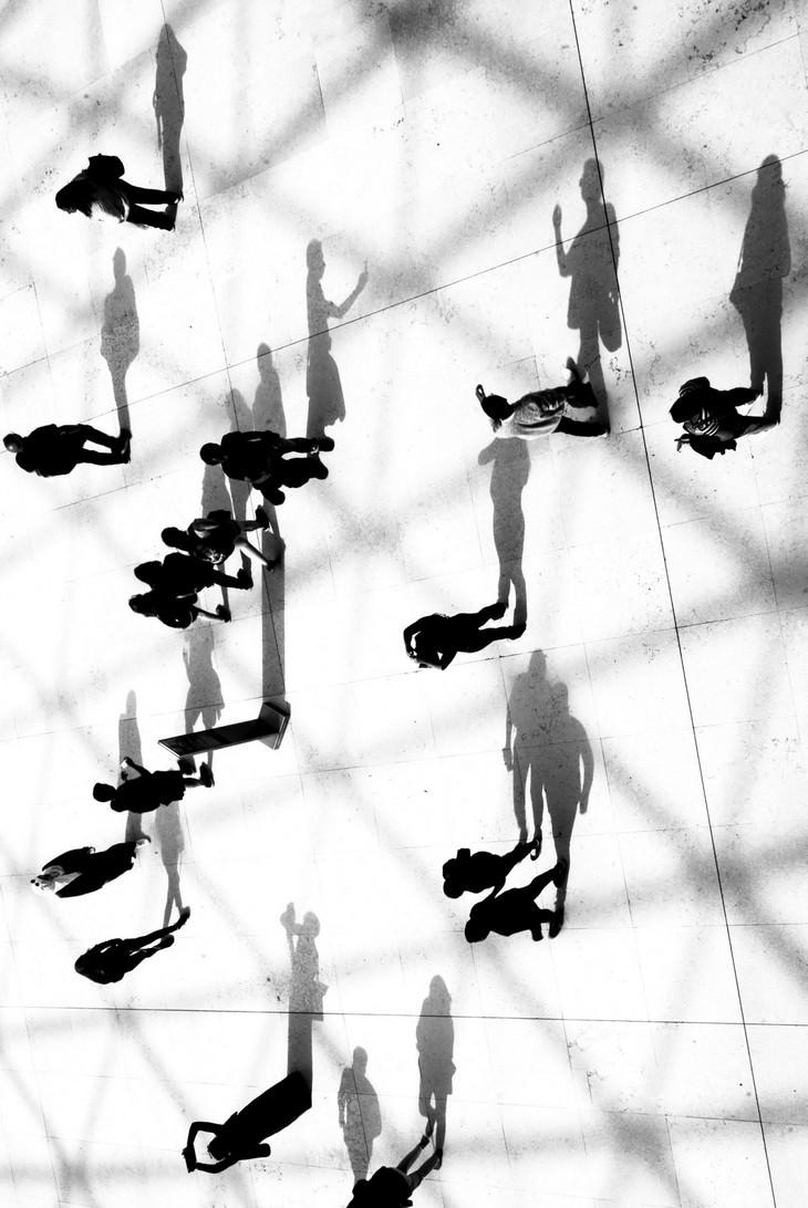 Alan Schaller Photography Captures Urban Solitude