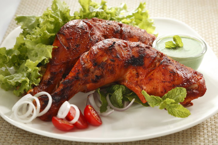 Healthiest Takeout Dishes Chicken Tandoori