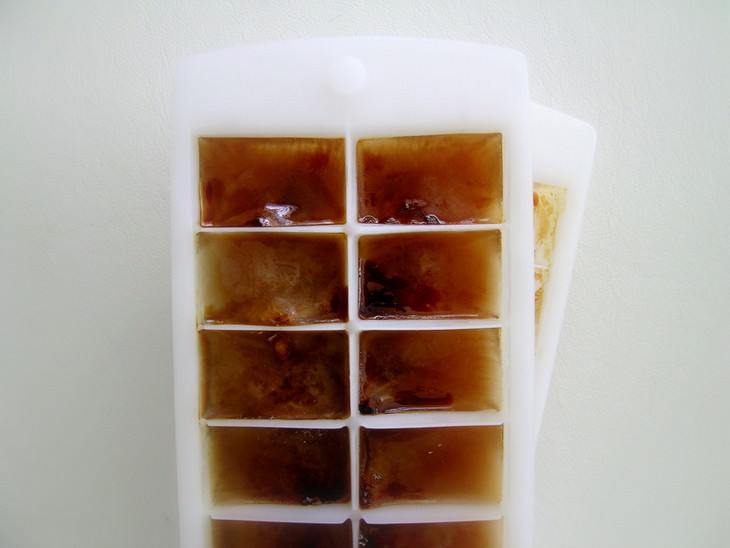 How To Upgrade Homemade Coffee to Coffeeshop Level coffee ice cubes