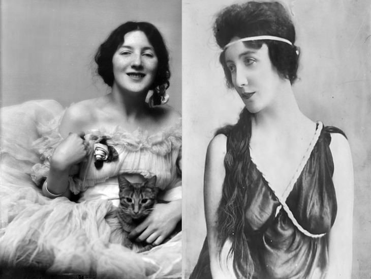 Who Were History's First Supermodels? Audrey Munson