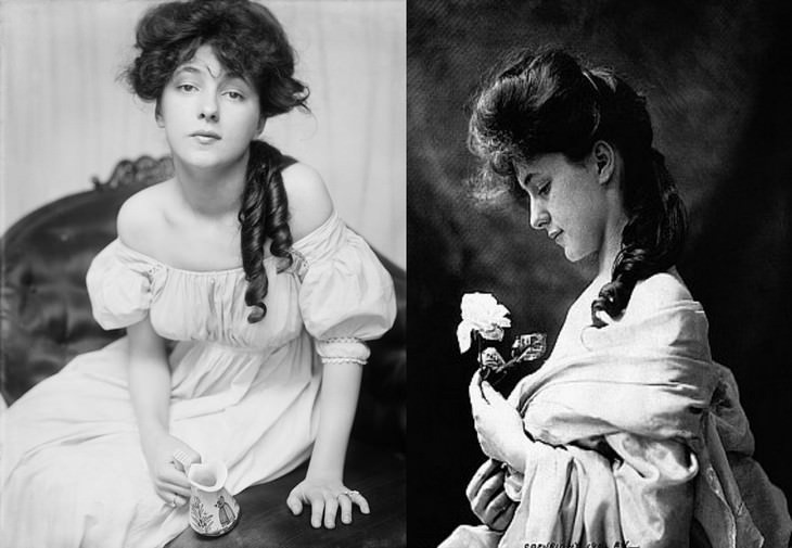 Who Were History's First Supermodels? Evelyn Nisbet