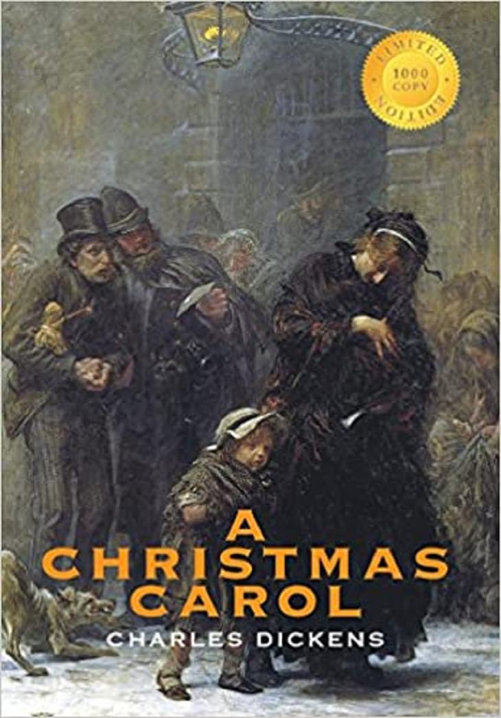 English Classics and Morals, A Christmas Carol