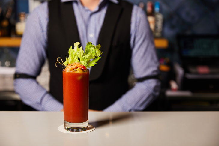 the history of famous cocktails Bloody Mary