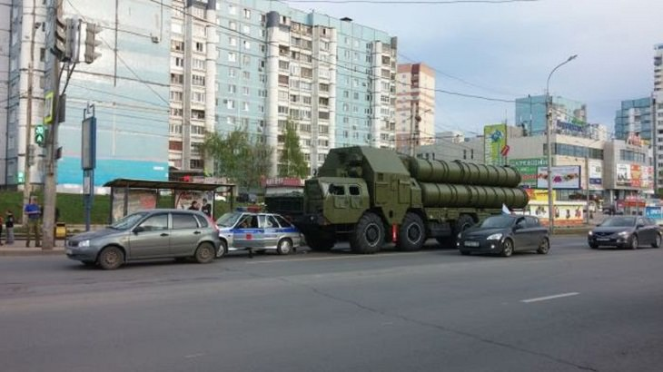 Funny Russian Pictures, street