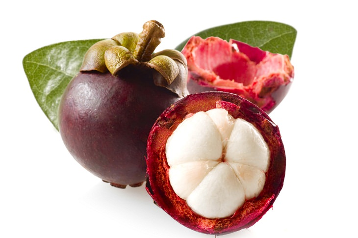 Fruits That Taste Like a Dessert, Mangosteen