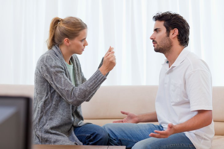 How to Identify and Address Emotional Blackmail couple arguing