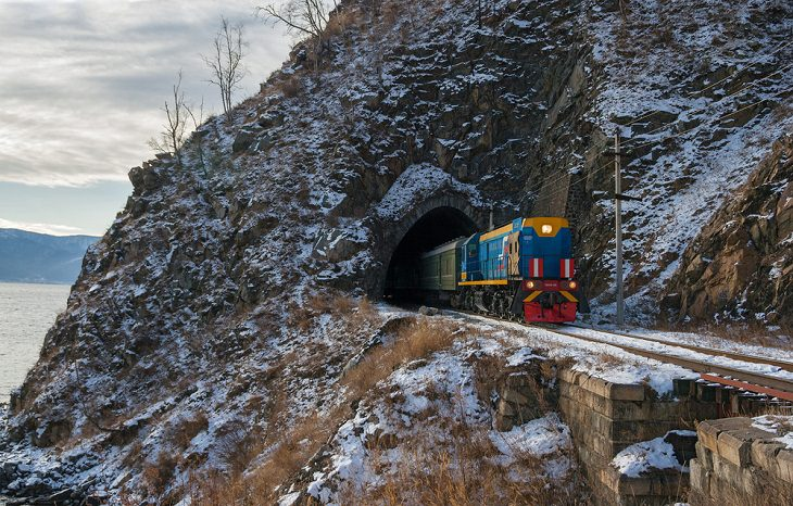 Longest Train Journeys, Trans-Siberian