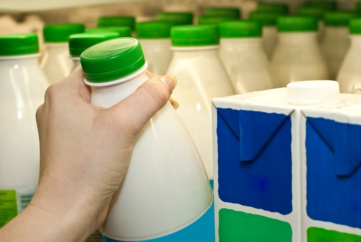 Why You Feel Bloated and How to Treat It milk bottles