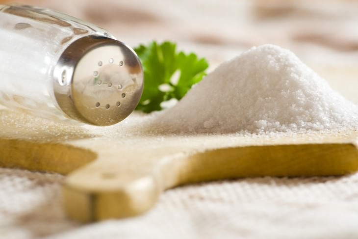 Why You Feel Bloated and How to Treat It salt