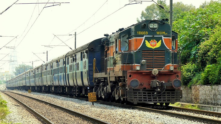 Τα μεγαλύτερα ταξίδια τρένων, Vivek Express