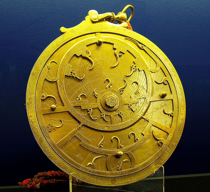 Ancient Greece Inventions, Astrolabe