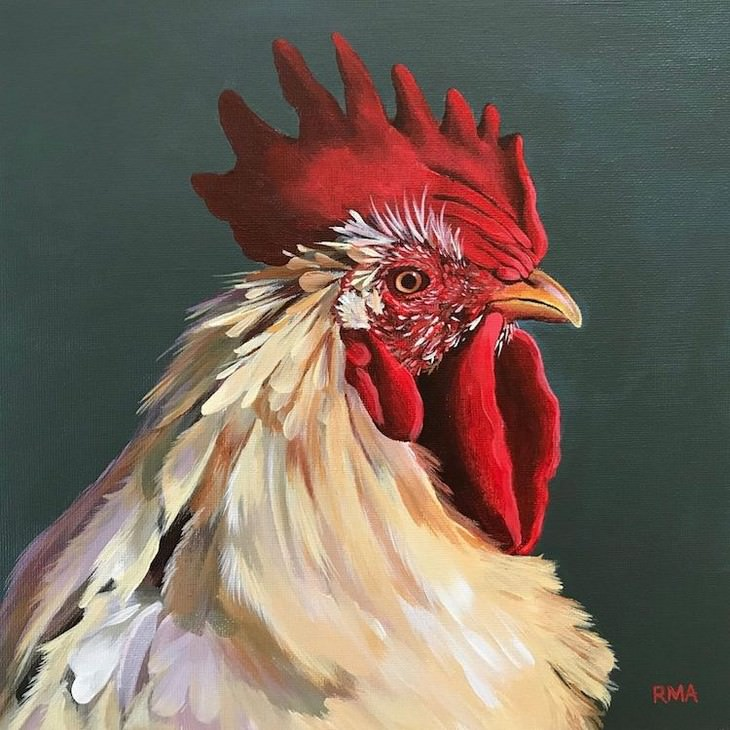 11 Portraits Capture the Personalities of Birds