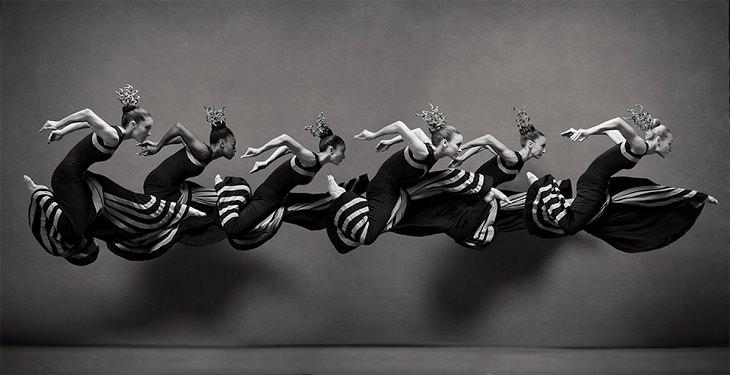 Fotos de Movimento, Pessoas