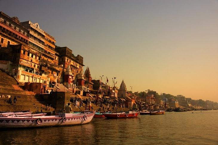 Spiritual Destinations, Varanasi, India