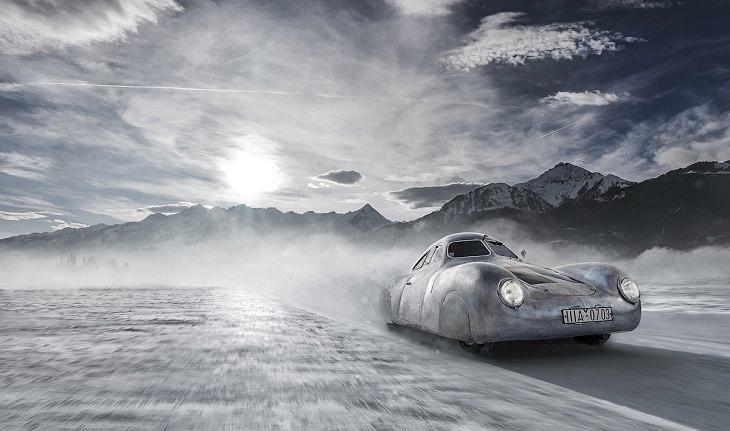 Fotos de Motion, Porsche Type 64, Carro
