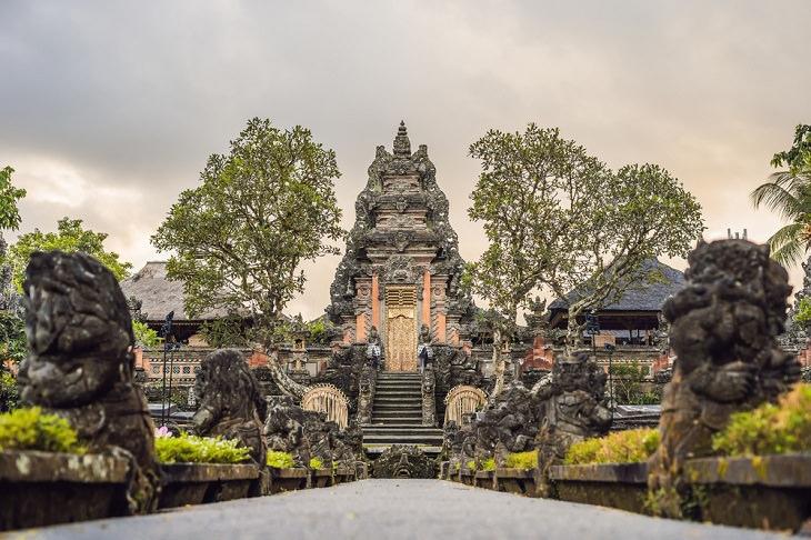 Spiritual Destinations,  Ubud, Bali