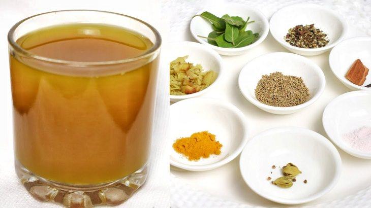 Kadha ayurvedic drink