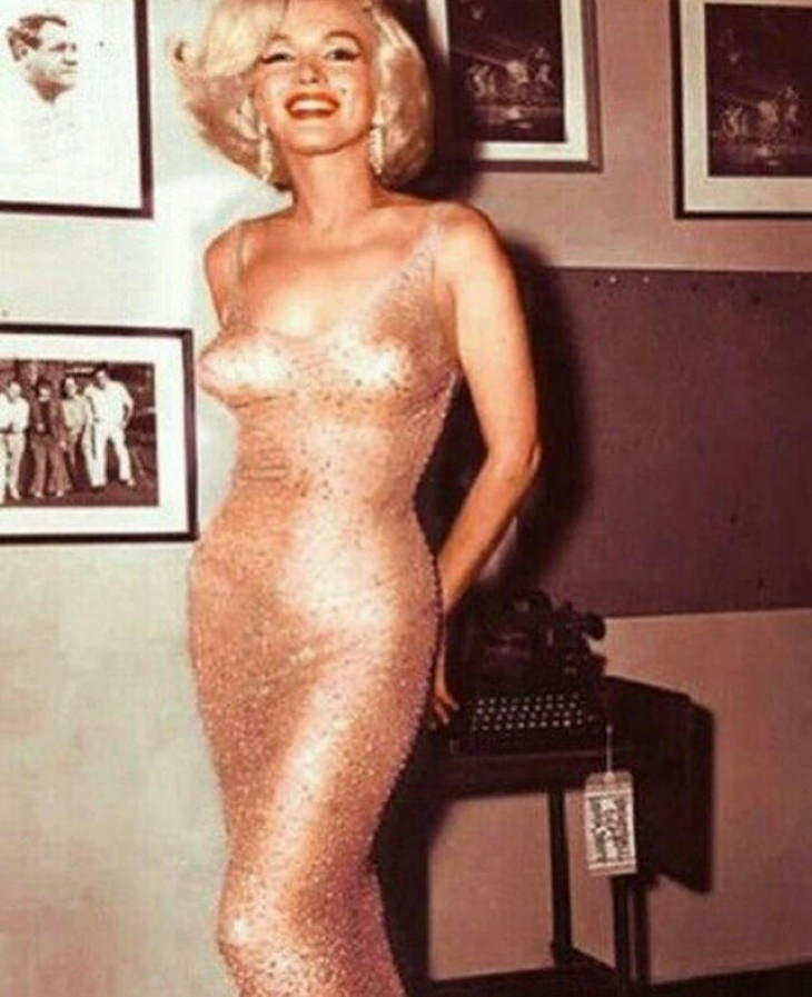 most expensive items on auction 2010-2020 Marilyn Monroe
