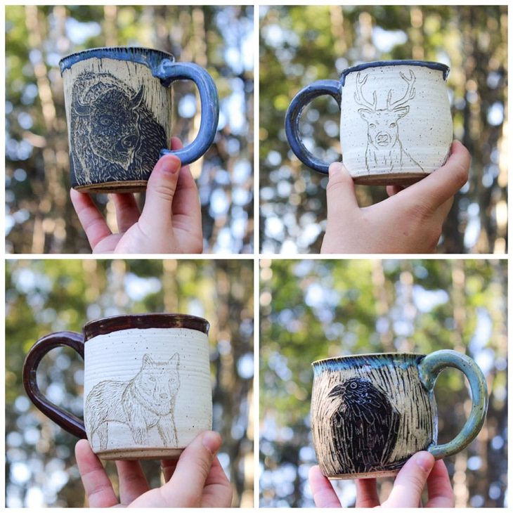 Cute Kitchen Items,  mugs