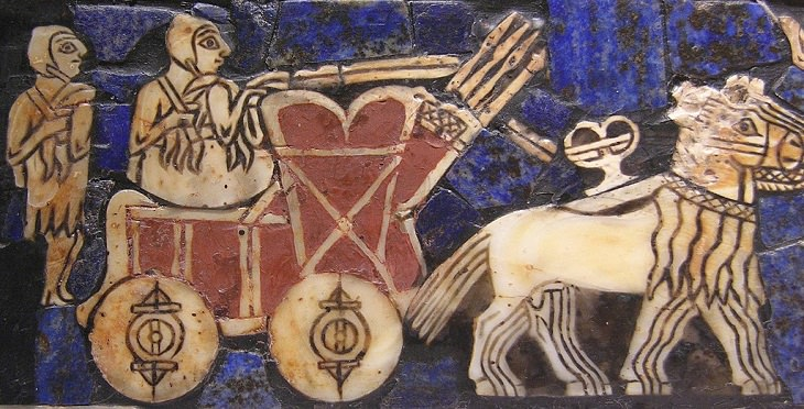 Ancient Sumerian Inventions, Chariot