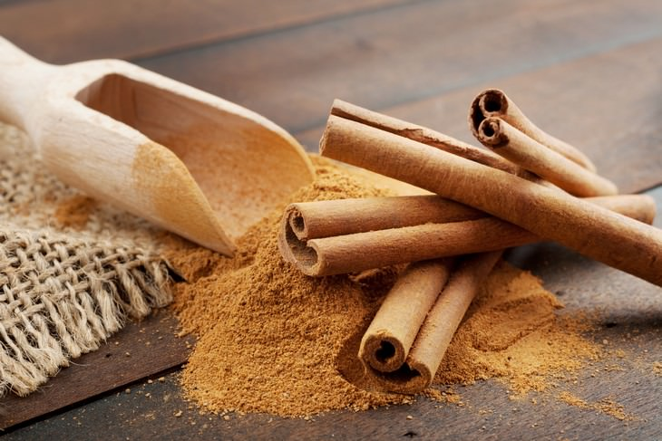 New Study Reveals: Cinnamon Lowers Blood Sugar sticks