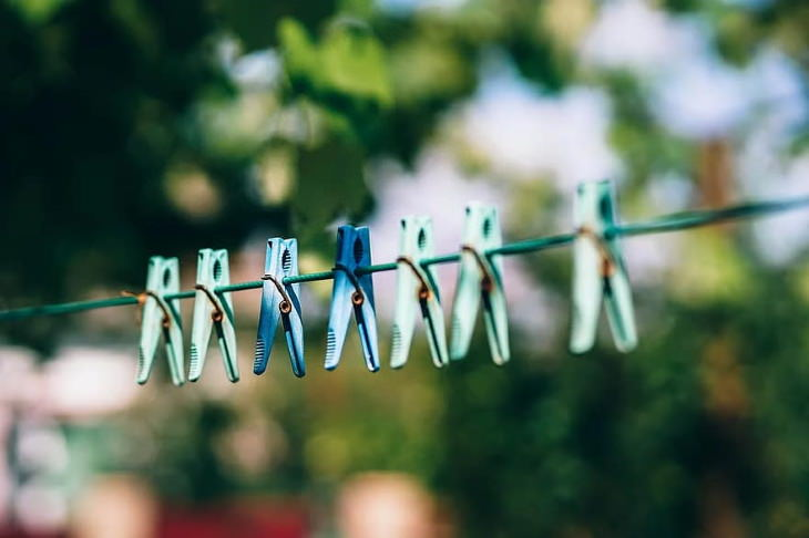 Simple Home Upgrades clothesline
