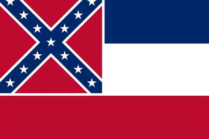 Mississipi flag