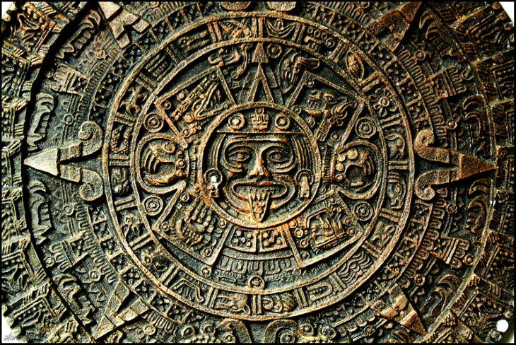 Hard to Believe Historical Facts Aztec Sun Stone
