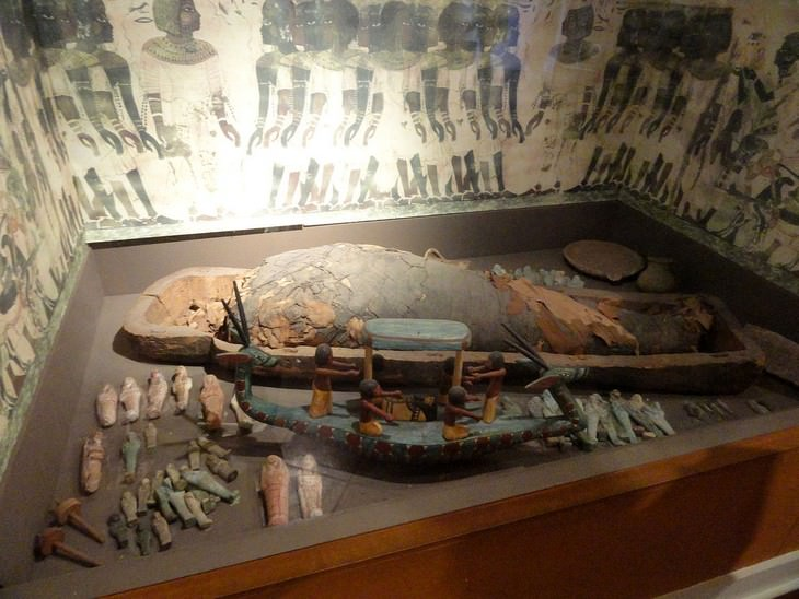 3 Exciting Archaeological Discoveries Made in 2020 Egyptian tomb