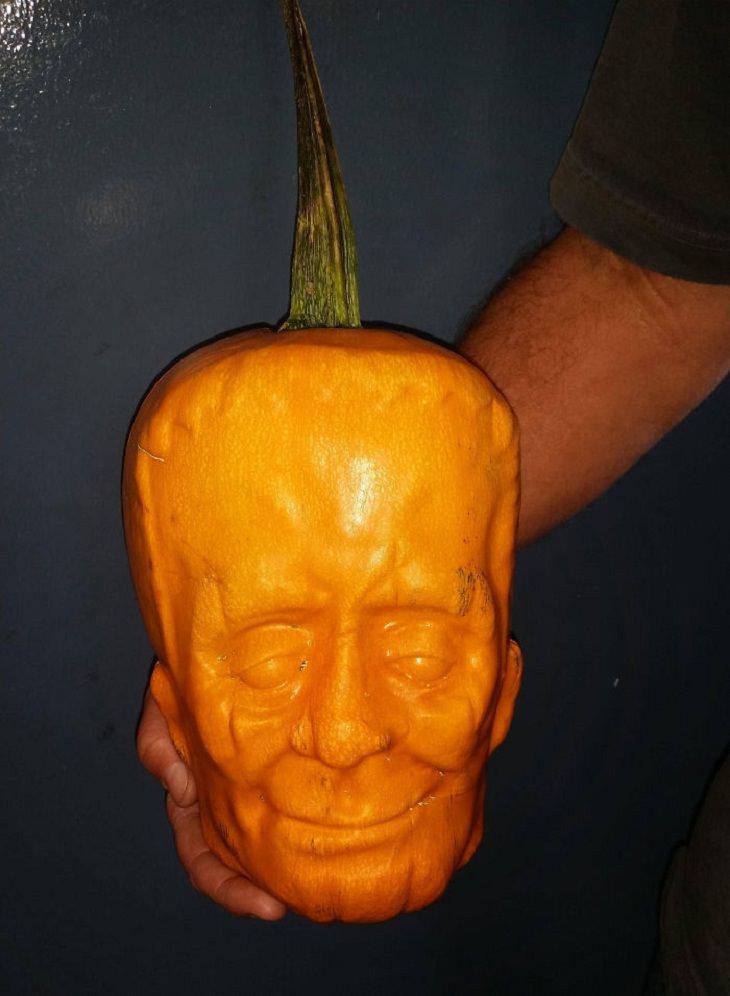 Accidental Experiments, pumpkin