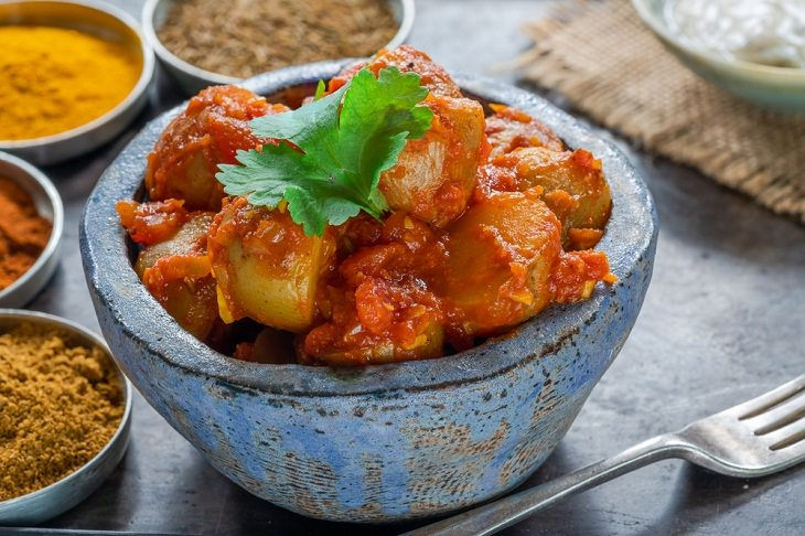 Bombay Potatoes Recipe,