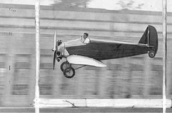 "Flying Cars, Ford ""Flivver"""
