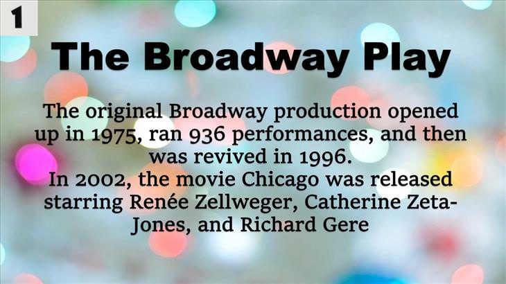Guessing game, guess whether these famous stories were Broadway plays or movies first